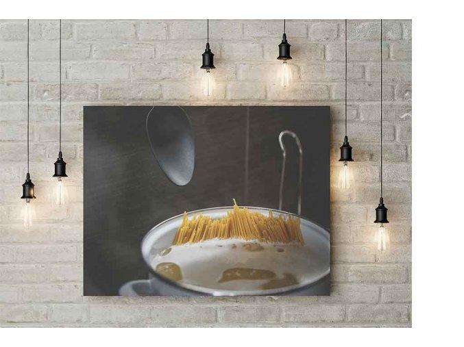 Obraz Spaghetti - 60 x 50 cm
