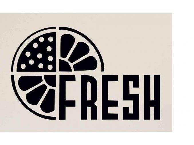 Samolepka na zeď - Fresh