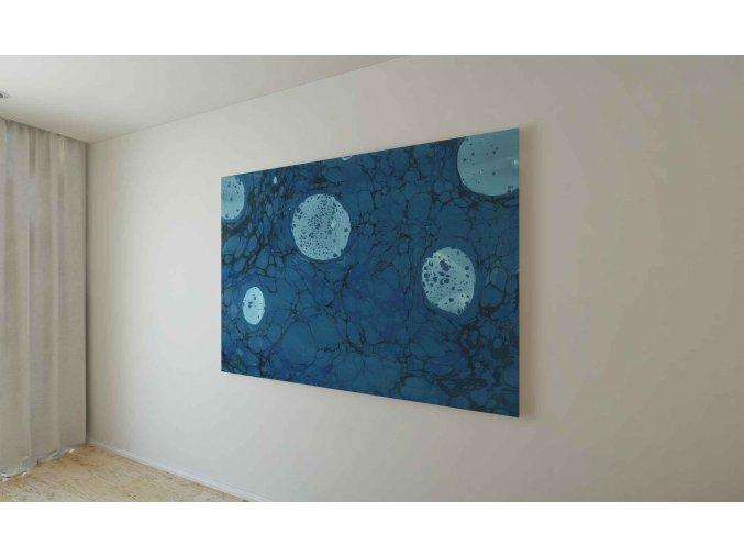 Obraz abstrakce VI - 120 x 100 cm