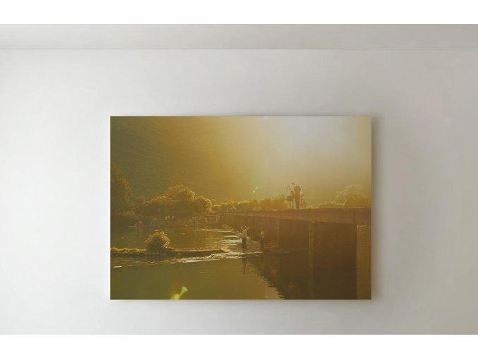 Obraz most - 80 x 60 cm