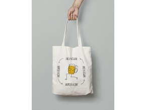 Canvas Tote Bag MockUpnsnsan