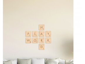 SCRABBLE SADA Play_Work_Hard