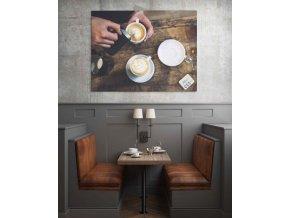 Obraz káva - 95 x 75 cm