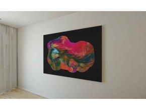 Obraz abstrakce II - 120 x 100 cm