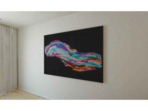 Obraz abstrakce V - 120 x 100 cm